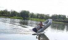 Зачем нужен мотор на лодку ПВХ?