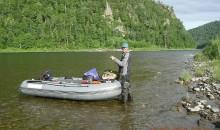 Отзыв от покупателя лодки ПВХ с надувным дном. Флагман 350.