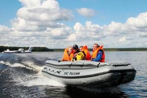Надувные лодки ПВХ – новое слово в мире лодок
