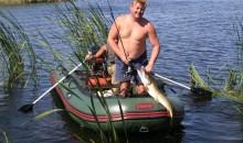 Резиновые лодки или ПВХ?