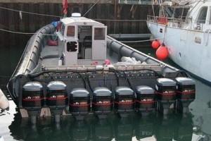 Электромоторы для лодок ПВХ