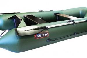 Лучшие надувные лодки для рыбалки.