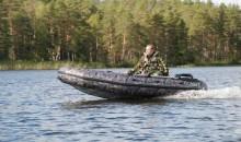 Обзор ПВХ лодок Фрегат