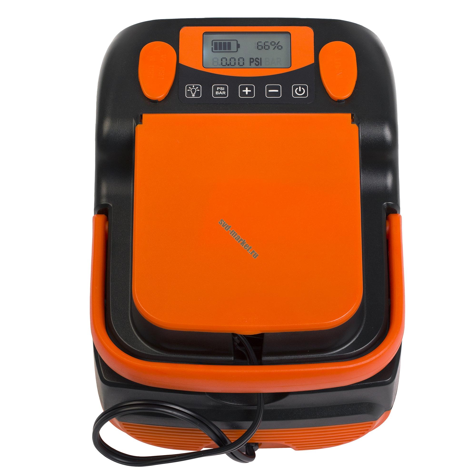 Аккумуляторный насос HT-790