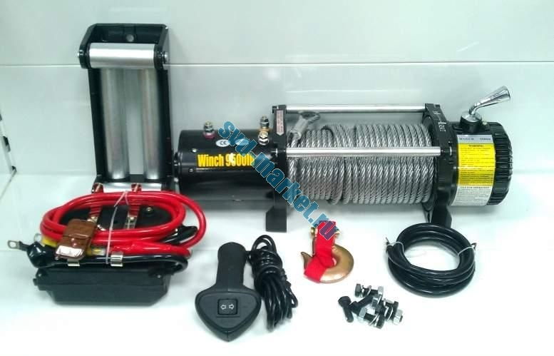 Electric Winch 9500-Lb