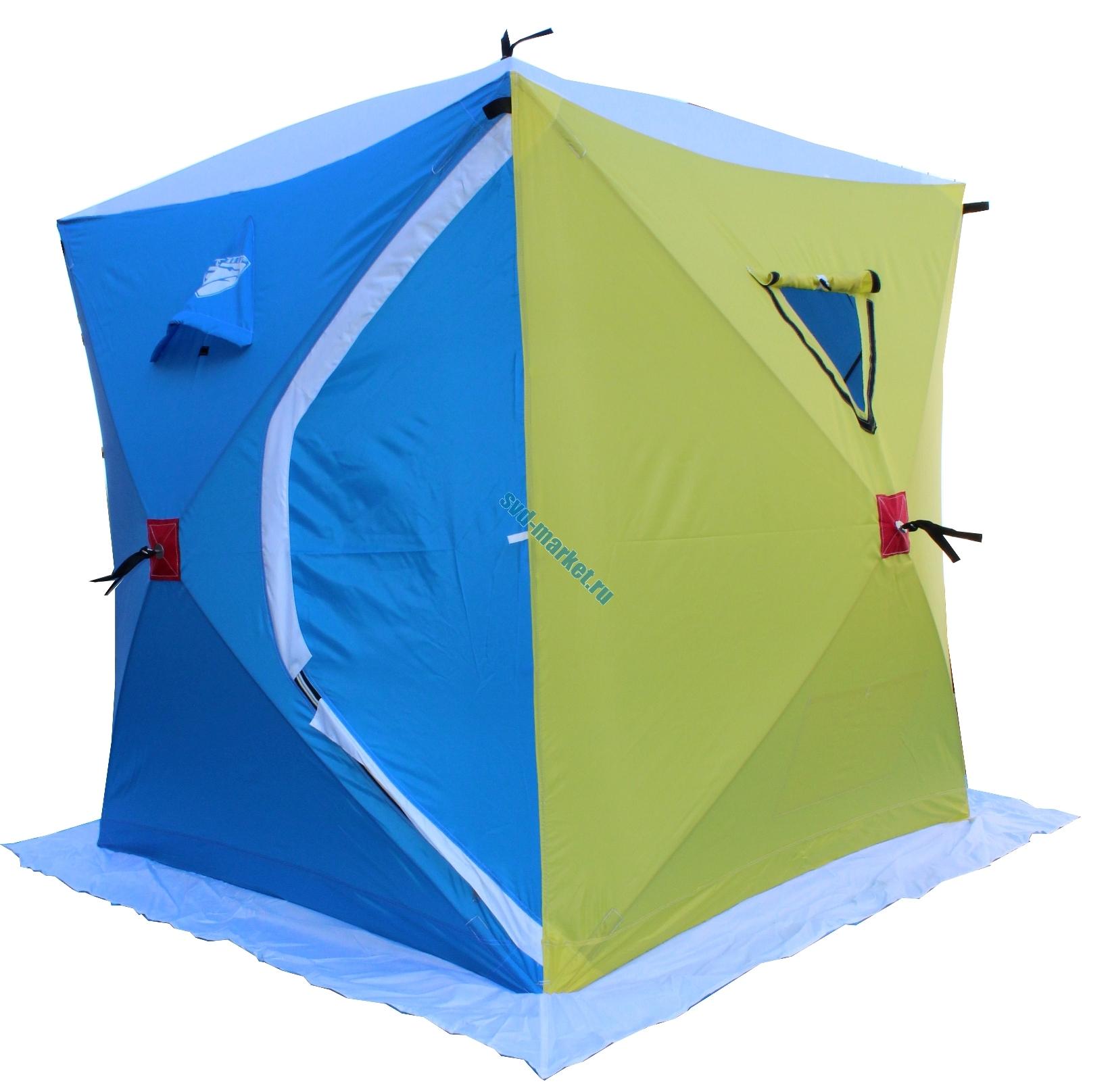 """Палатка Куб """"CONDOR"""" зимняя"""