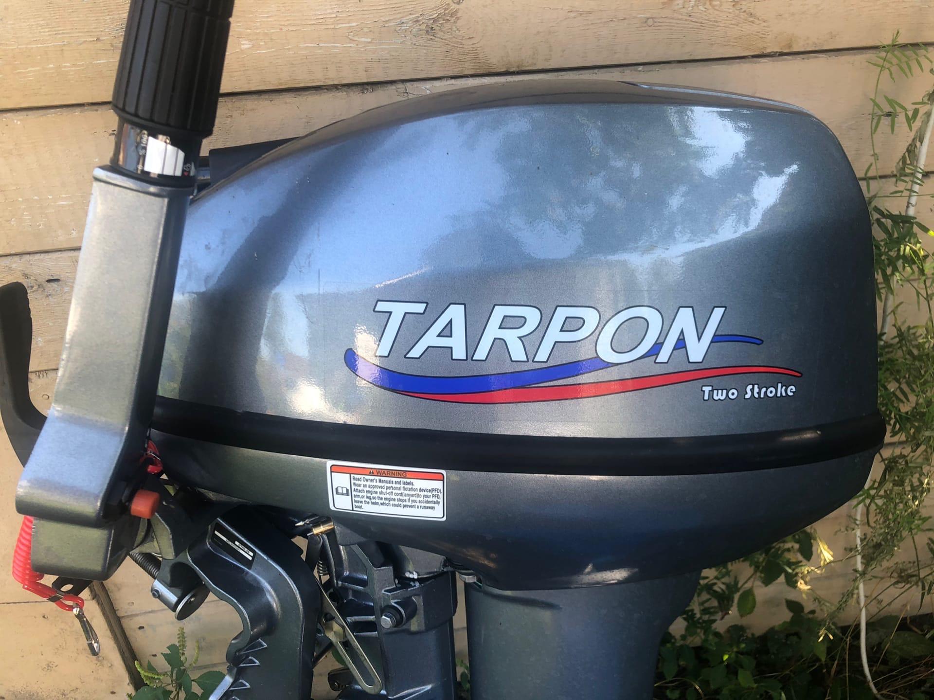 Tarpon OTH 9,9S Продано
