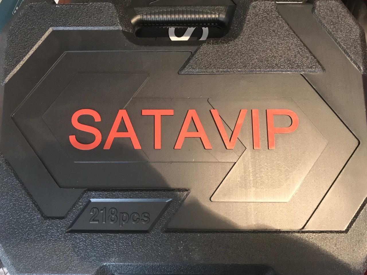 SATA VIP 218 PCS