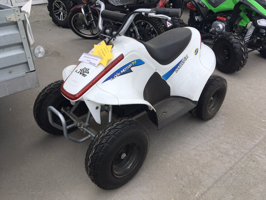 ATV ATEA 500N (Электро)