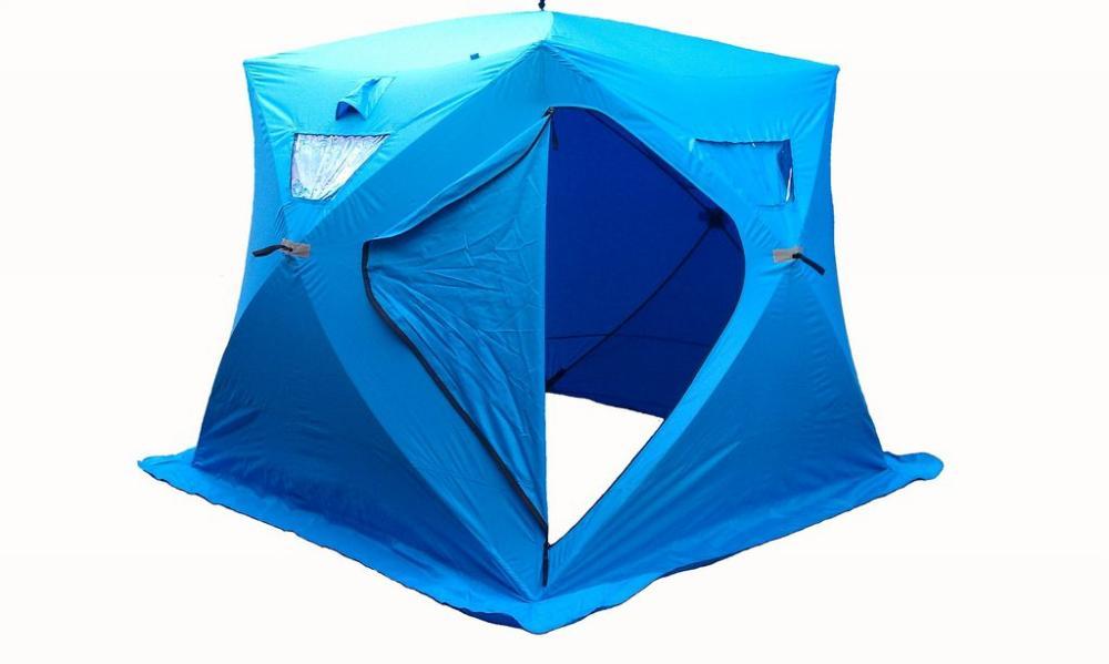 Палатка зимняя КУБ
