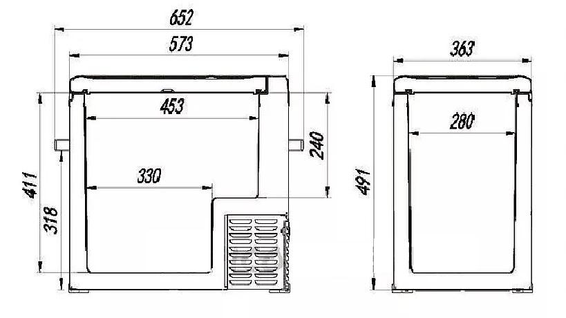 ALPICOOL A50 (50 л.)